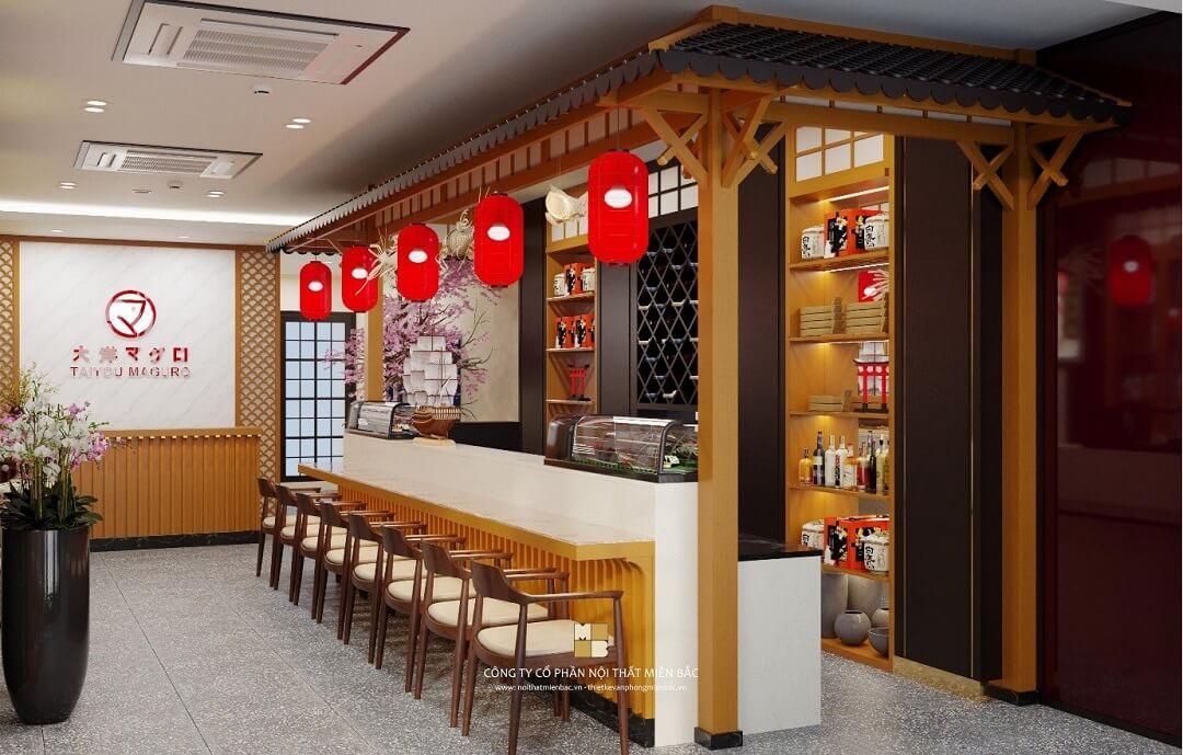 nhà hàng taiyou-maguro